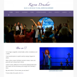 Karen Drucker - Singer, Songwriter, Speaker, Author